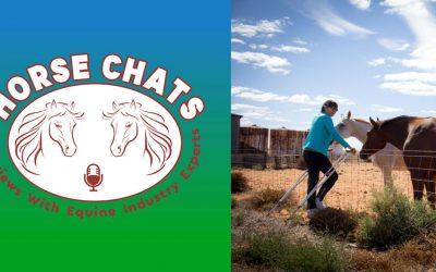 Yvette Frahn on the Horse Chats podcast